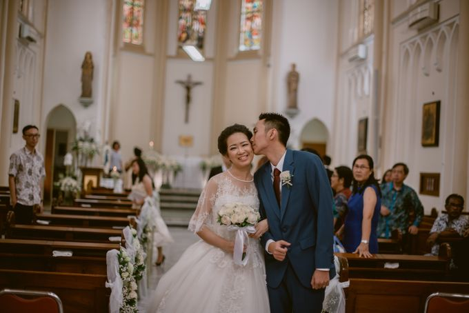 Nicho & Vera Wedding Day by Chroma Pictures - 032