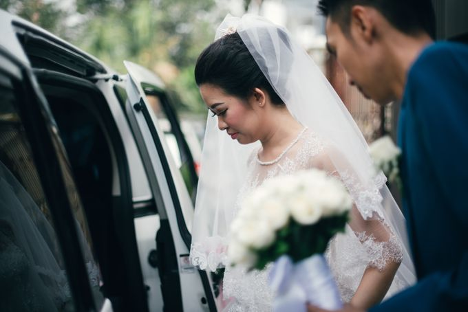 Nicho & Vera Wedding Day by Chroma Pictures - 018