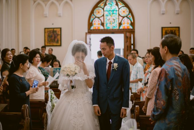 Nicho & Vera Wedding Day by Chroma Pictures - 020