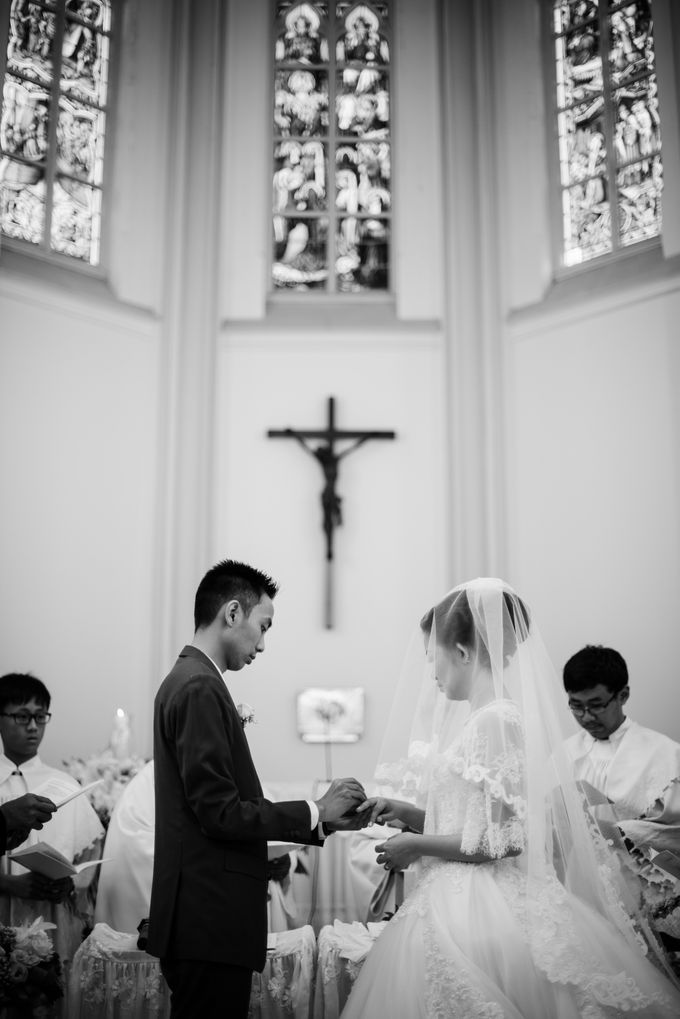 Nicho & Vera Wedding Day by Chroma Pictures - 025