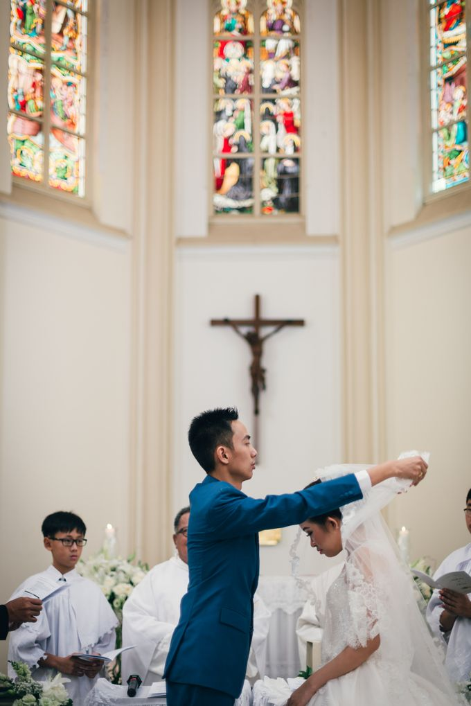 Nicho & Vera Wedding Day by Chroma Pictures - 024