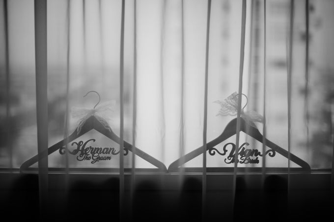 Herman & Vian Wedding Day by Chroma Pictures - 005