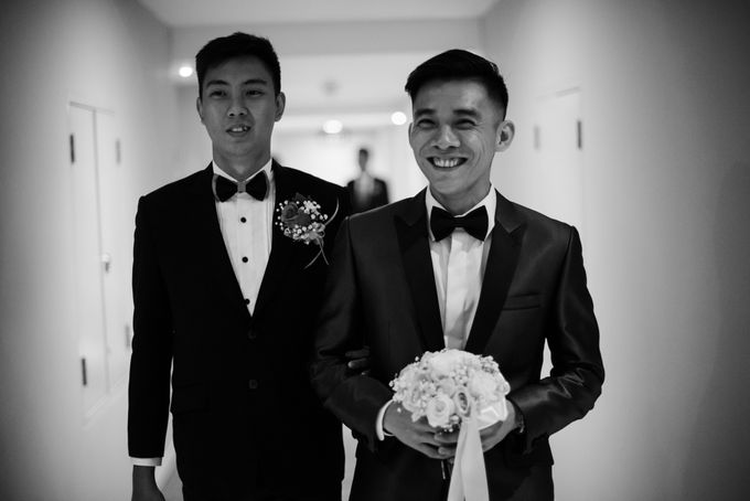 Herman & Vian Wedding Day by Chroma Pictures - 020