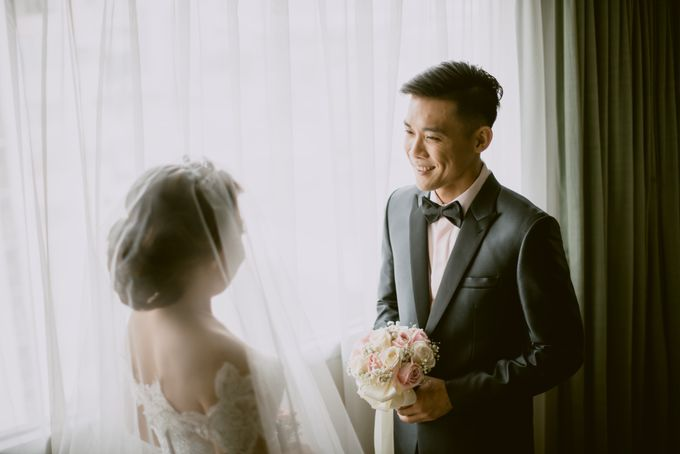 Herman & Vian Wedding Day by Chroma Pictures - 021