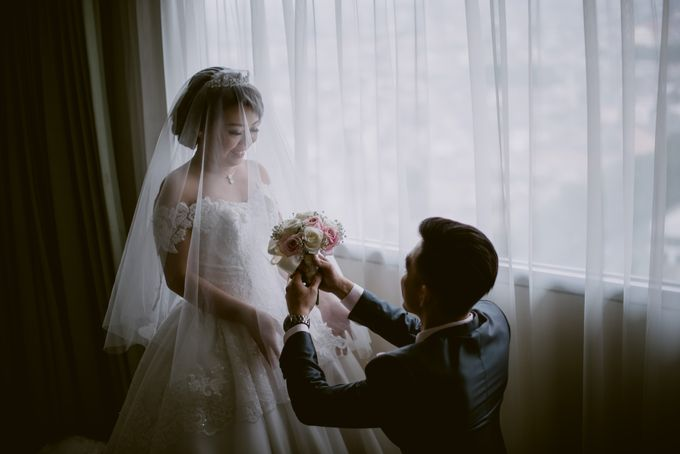 Herman & Vian Wedding Day by Chroma Pictures - 022