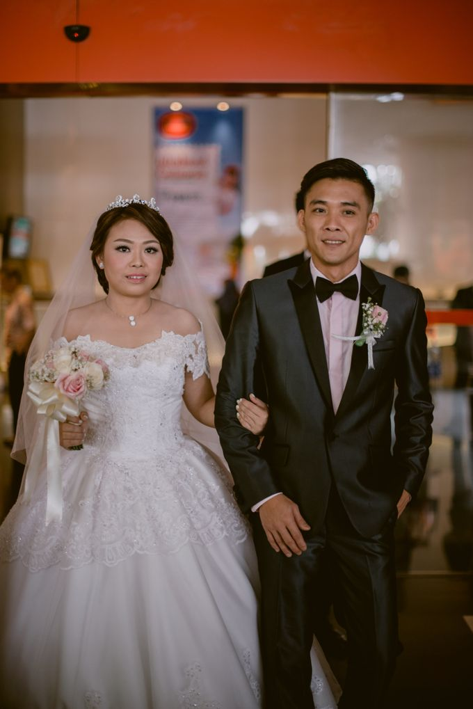 Herman & Vian Wedding Day by Chroma Pictures - 035