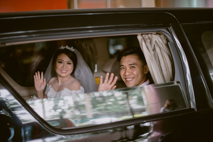Herman & Vian Wedding Day by Chroma Pictures - 036