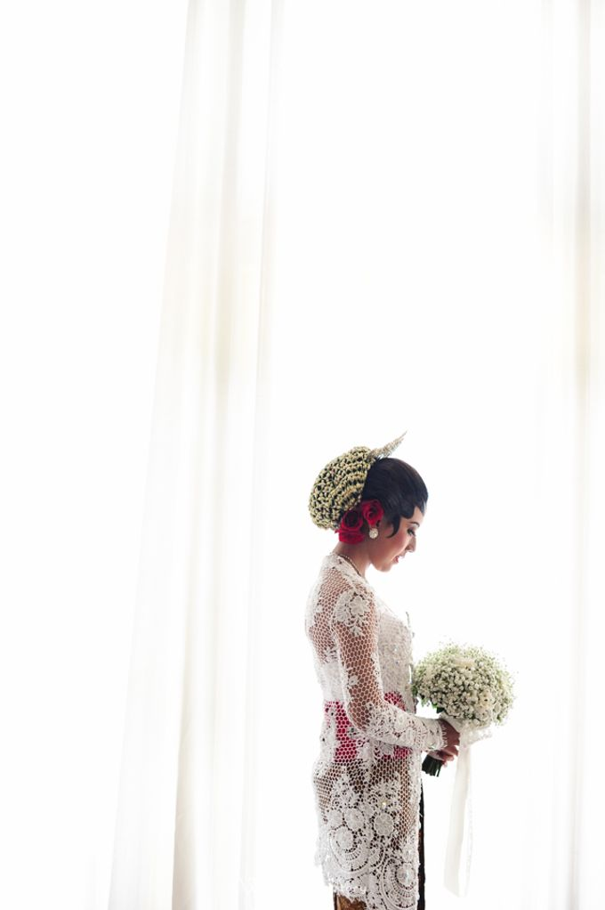 The Wedding of Rizqi & Diar by The Wagyu Story - 007