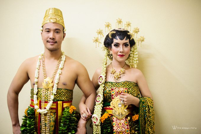 The Wedding of Rizqi & Diar by The Wagyu Story - 026