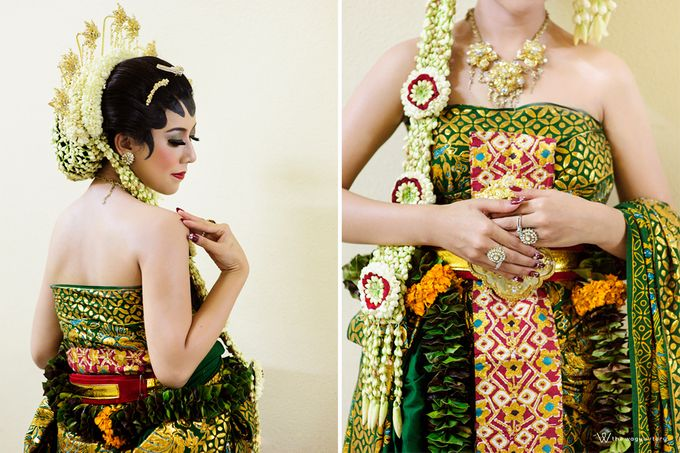 The Wedding of Rizqi & Diar by The Wagyu Story - 024