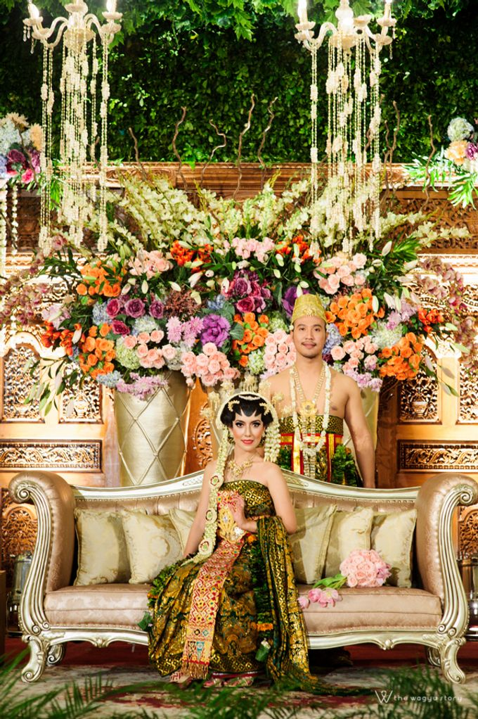 The Wedding of Rizqi & Diar by The Wagyu Story - 033