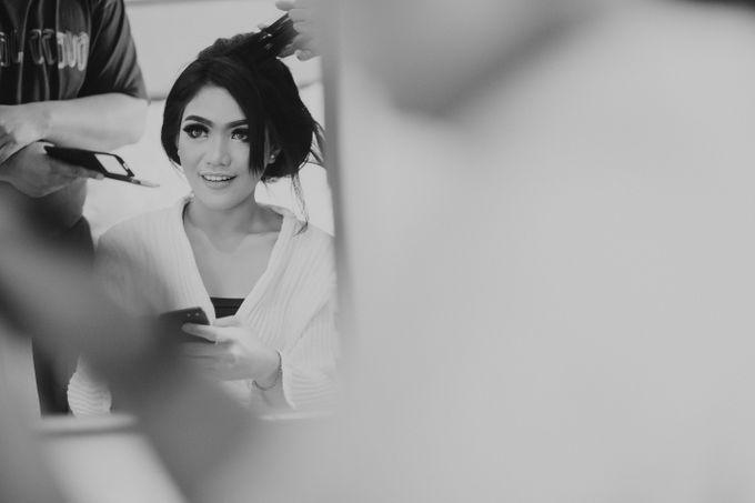 Nagisa Bali Wedding For Tiara & Aditya by Nagisa Bali - 001