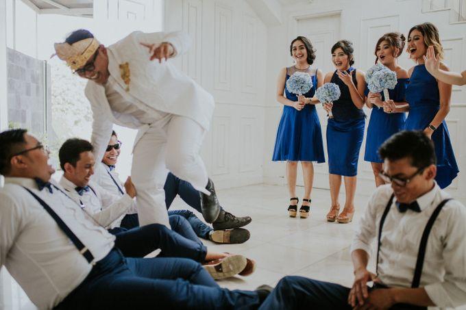 Nagisa Bali Wedding For Tiara & Aditya by Nagisa Bali - 007