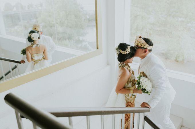Nagisa Bali Wedding For Tiara & Aditya by Nagisa Bali - 009