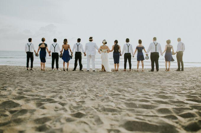 Nagisa Bali Wedding For Tiara & Aditya by Nagisa Bali - 011