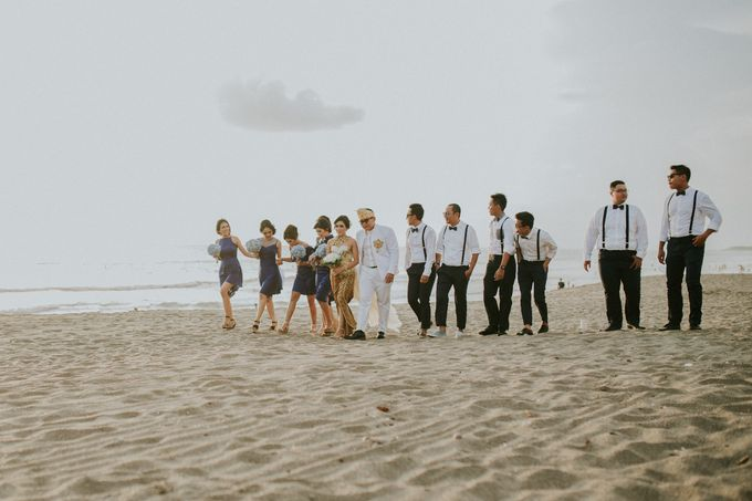 Nagisa Bali Wedding For Tiara & Aditya by Nagisa Bali - 012