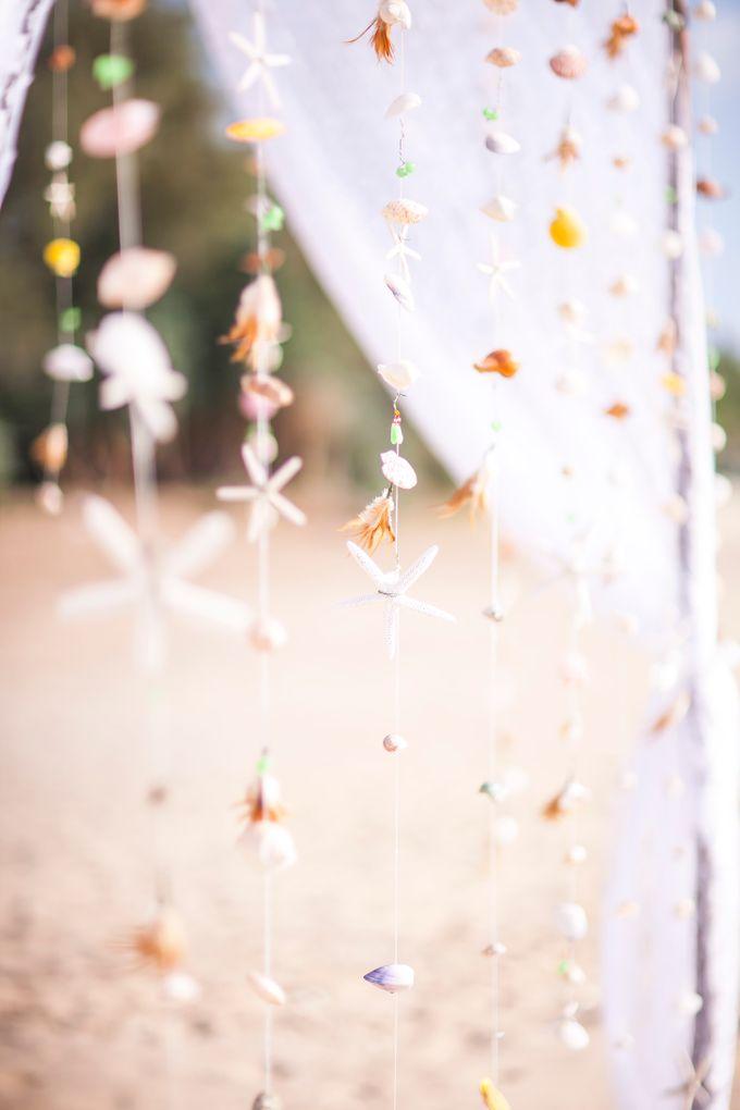 Bohemian Jewish Beach Wedding by Luxury Events Phuket - 009