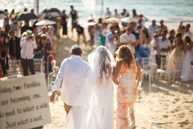 Bohemian Jewish Beach Wedding by Luxury Events Phuket - 012