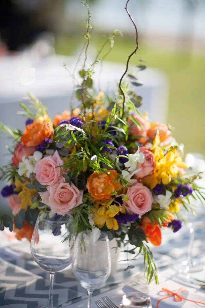 Bohemian Jewish Beach Wedding by Luxury Events Phuket - 018
