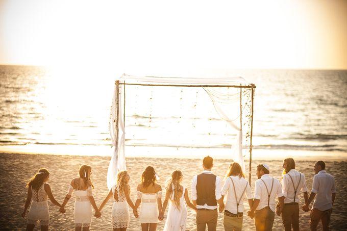 Bohemian Jewish Beach Wedding by Luxury Events Phuket - 020