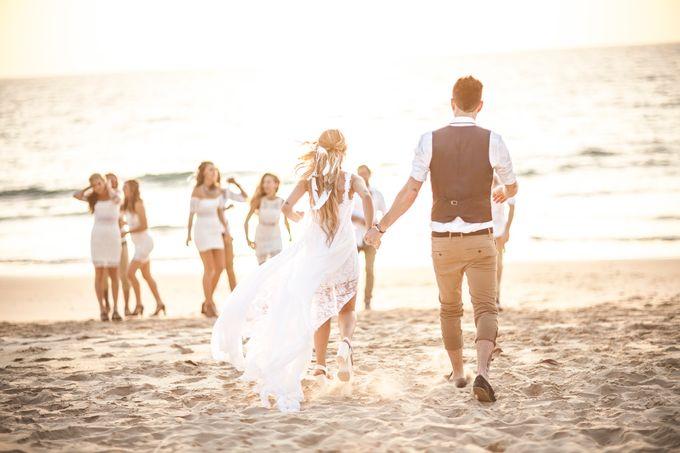 Bohemian Jewish Beach Wedding by Luxury Events Phuket - 022