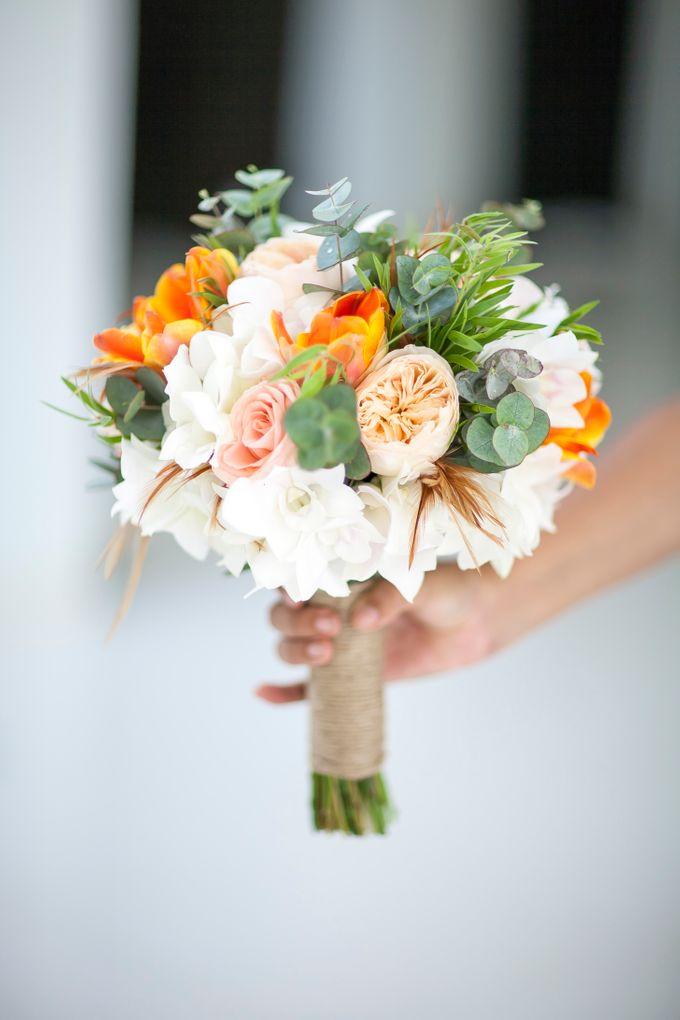 Bohemian Jewish Beach Wedding by Luxury Events Phuket - 001