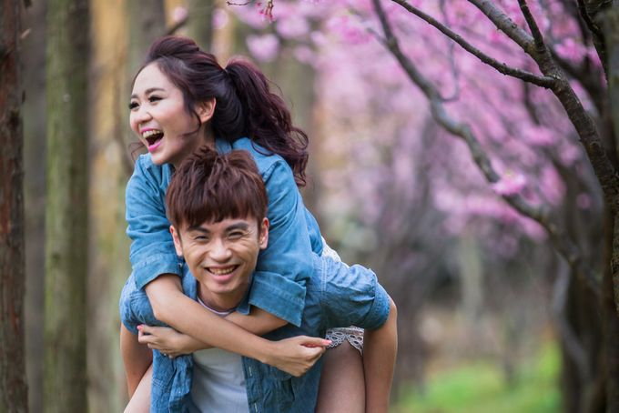 Pre wedding in Taiwan by ES Creation Photography - 008