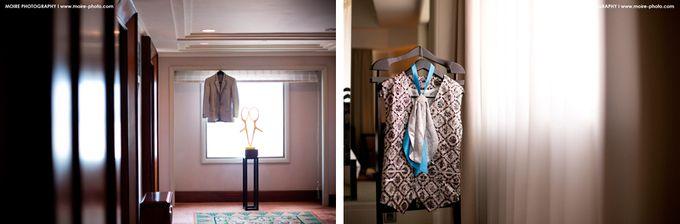 Traditional Wedding Dito & Tammy by Sheraton Surabaya Hotel & Towers - 003