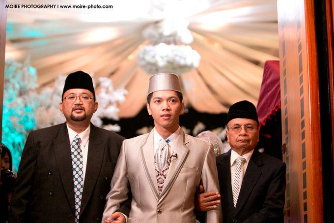 Traditional Wedding Dito & Tammy by Sheraton Surabaya Hotel & Towers - 007