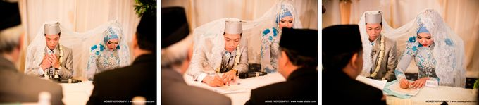 Traditional Wedding Dito & Tammy by Sheraton Surabaya Hotel & Towers - 008