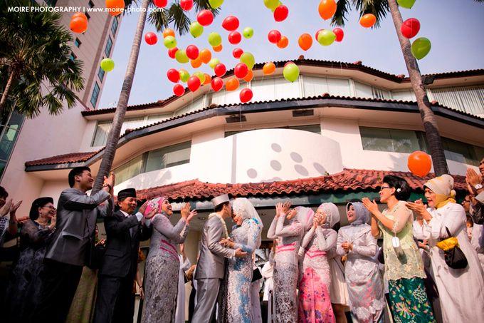 Traditional Wedding Dito & Tammy by Sheraton Surabaya Hotel & Towers - 010