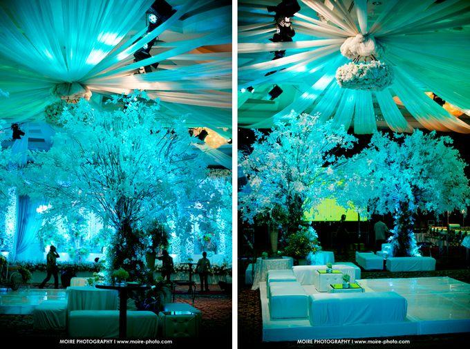 Traditional Wedding Dito & Tammy by Sheraton Surabaya Hotel & Towers - 011