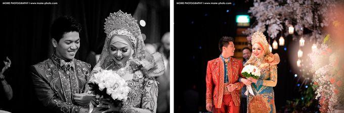 Traditional Wedding Dito & Tammy by Sheraton Surabaya Hotel & Towers - 013