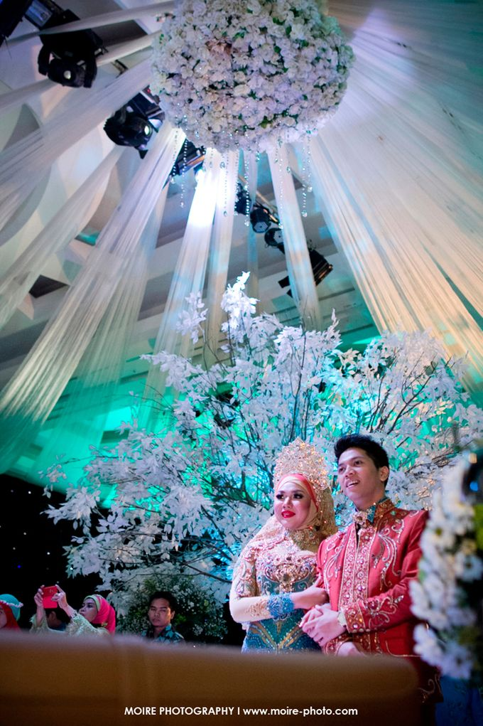 Traditional Wedding Dito & Tammy by Sheraton Surabaya Hotel & Towers - 014