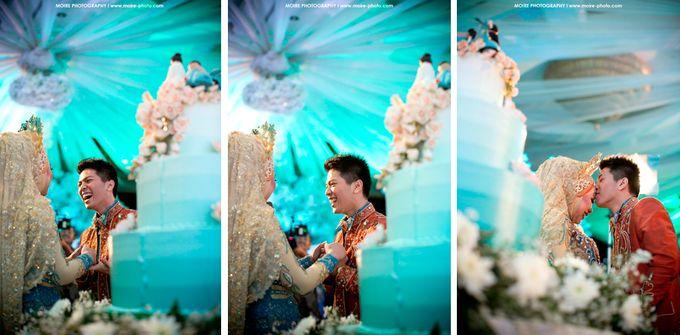 Traditional Wedding Dito & Tammy by Sheraton Surabaya Hotel & Towers - 015