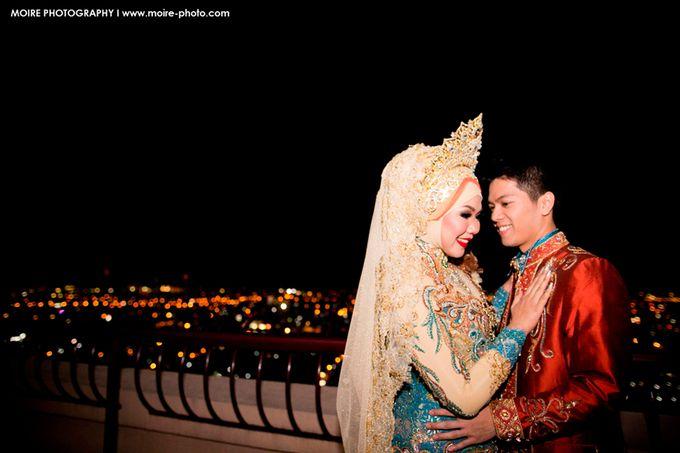 Traditional Wedding Dito & Tammy by Sheraton Surabaya Hotel & Towers - 016