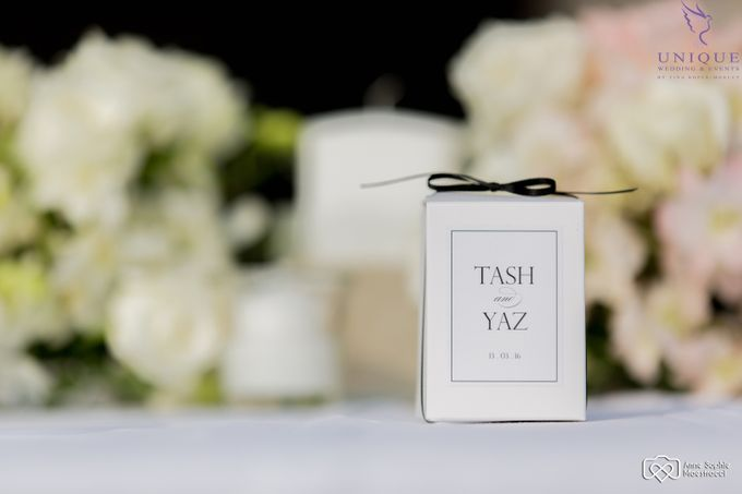 Destination Villa Wedding of Tash and Yaz by Unique Wedding and Events - 010