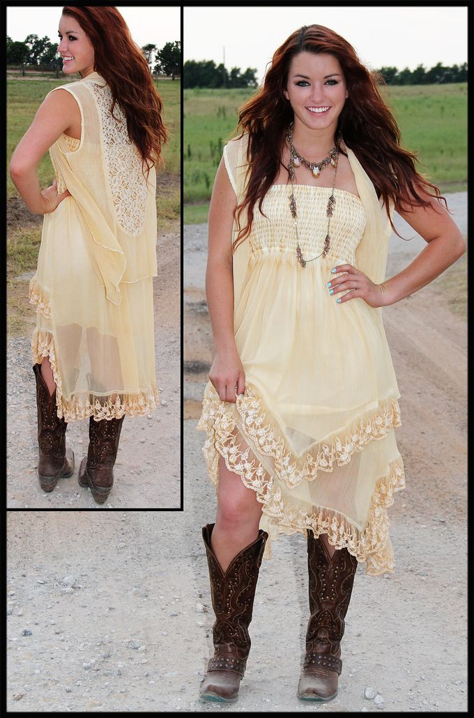 online bridesmaid store by Cowgirl Country Bridesmaids - 005