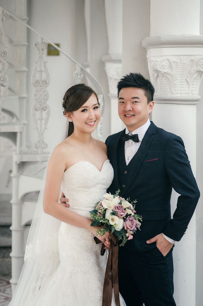 Engagement Shoot for Terence and Huiling by Susan Beauty Artistry - 001