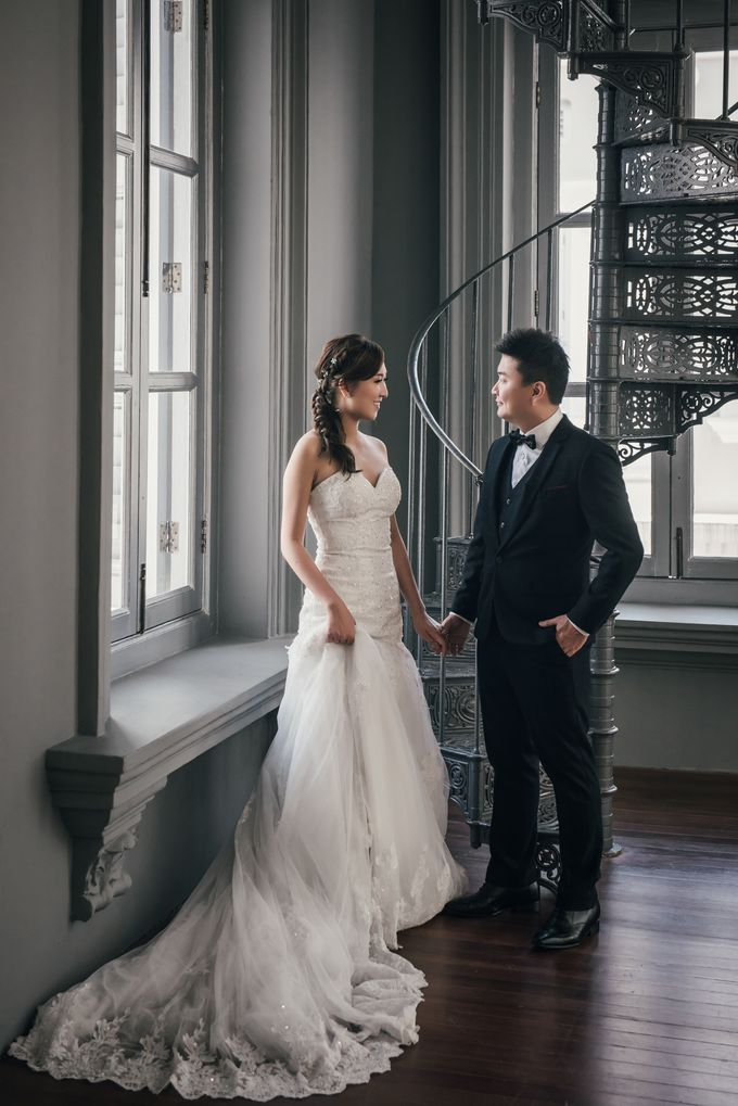Engagement Shoot for Terence and Huiling by Susan Beauty Artistry - 004