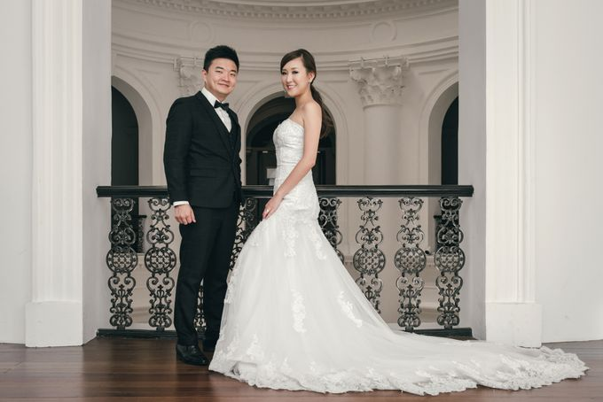 Engagement Shoot for Terence and Huiling by Susan Beauty Artistry - 005