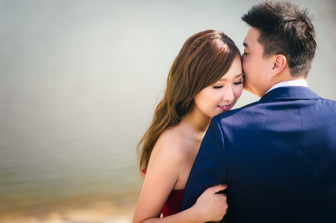 Engagement Shoot for Terence and Huiling by Susan Beauty Artistry - 006