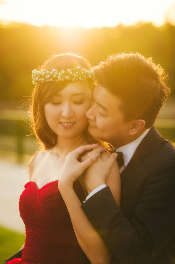 Engagement Shoot for Terence and Huiling by Susan Beauty Artistry - 010