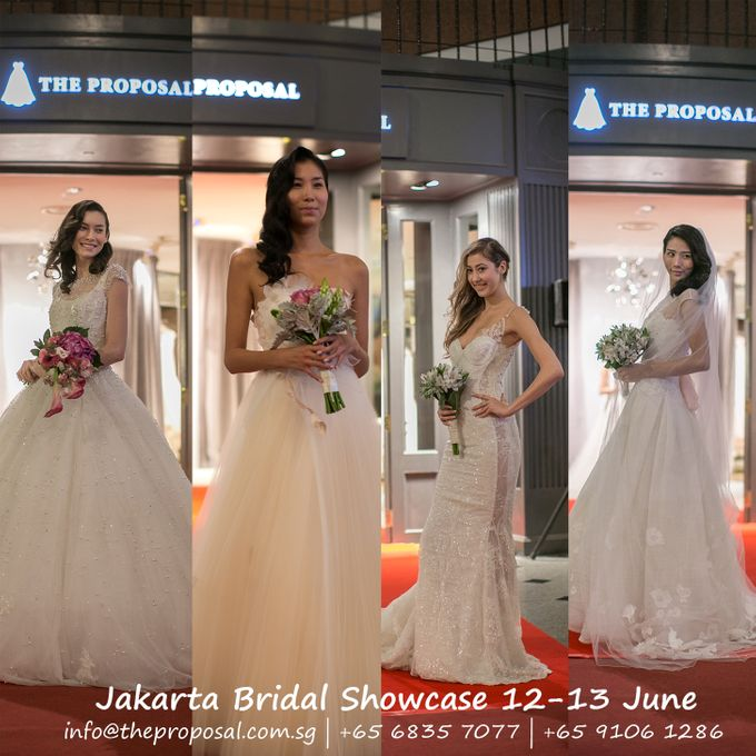 Jakarta Bridal Showcase by The Proposal - 001