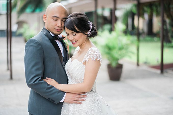The Bellevue Manila Wedding by Lloyed Valenzuela Photography - 006