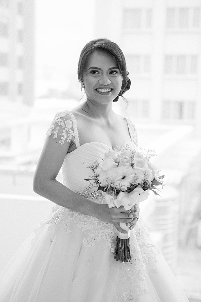 The Bellevue Manila Wedding by Lloyed Valenzuela Photography - 021