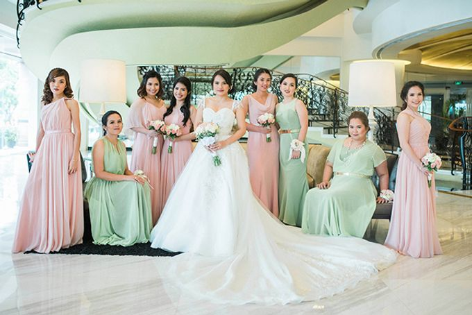 The Bellevue Manila Wedding by Lloyed Valenzuela Photography - 025