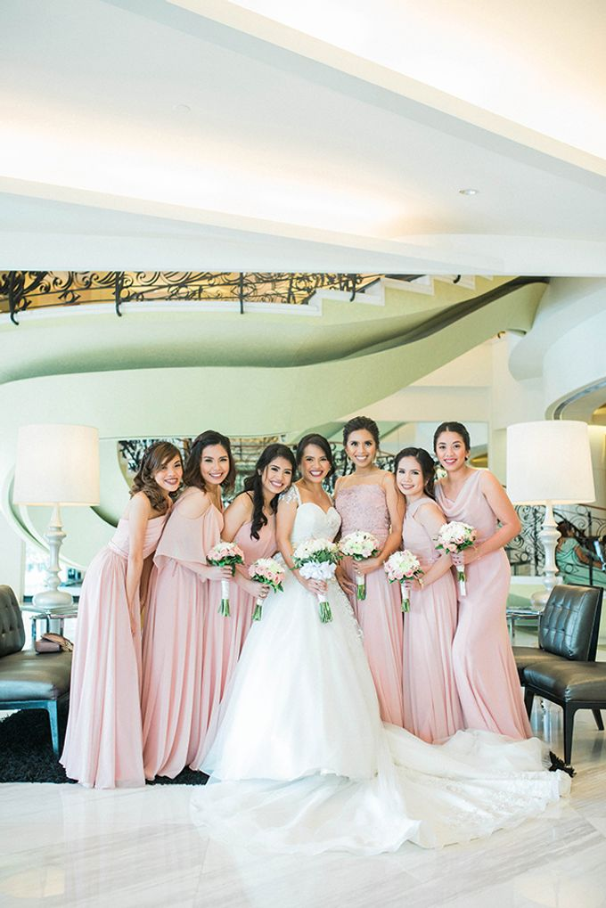 The Bellevue Manila Wedding by Lloyed Valenzuela Photography - 028