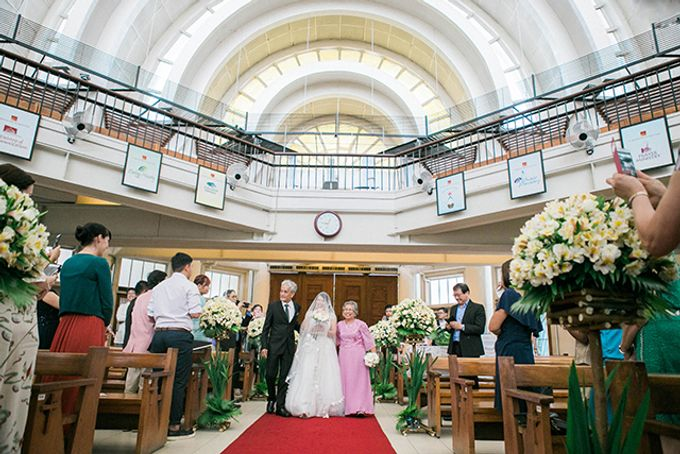 The Bellevue Manila Wedding by Lloyed Valenzuela Photography - 036