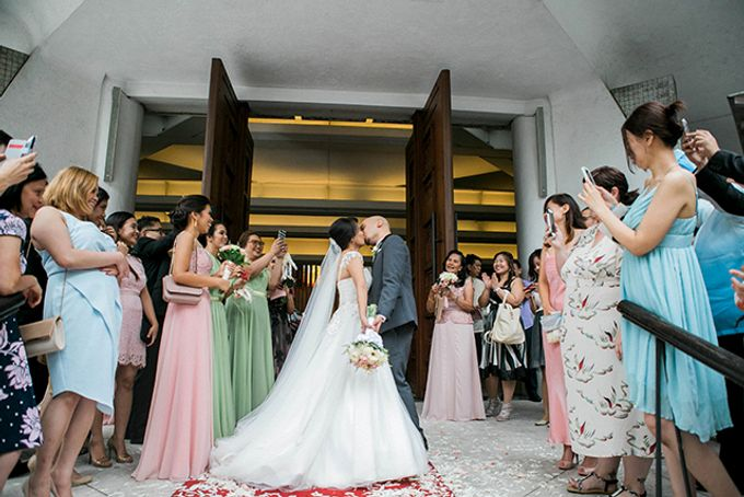 The Bellevue Manila Wedding by Lloyed Valenzuela Photography - 043